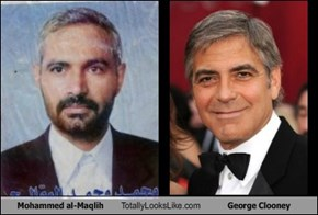 Mohammed al-Maqlih Totally Looks Like George Clooney