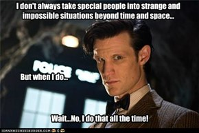 Stay Timey Wimey My Friends