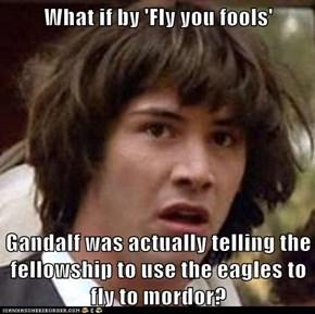 Damn Dummy Hobbitses