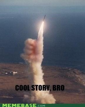 Neat Rocket Tale