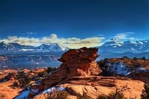 Moab Landscape, Utah