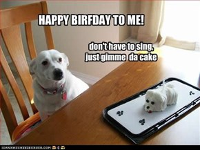 Cake Puppeh