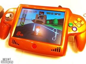 WIN!: Portable N64 WIN