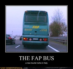 THE FAP BUS