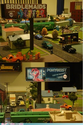 Model Railroading is Magic