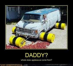 DADDY?