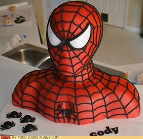 Spidercake is Full of Secrets