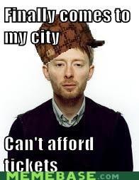 Scumbag Radiohead
