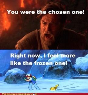 Pikachu! Thundershock My Balls!