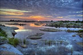 Norgate Sunset