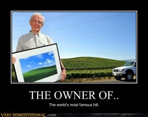 THE OWNER OF..