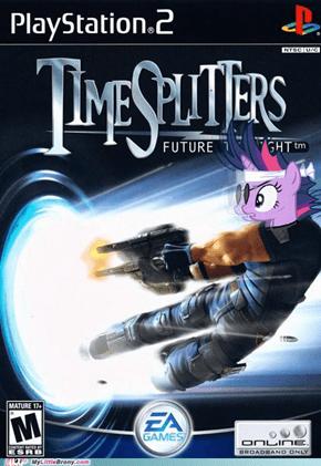 Ponysplitters