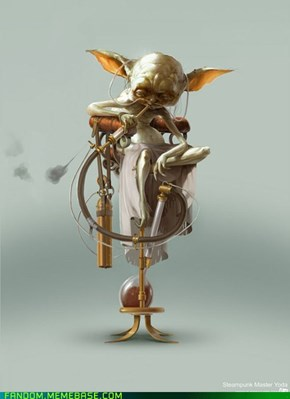 Steam Yoda
