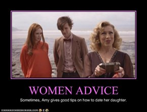 WOMEN ADVICE