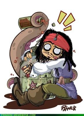 I've Seen Enough of Jack Sparrow
