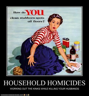 HOUSEHOLD HOMICIDES