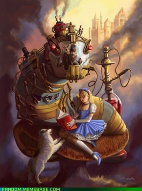 Alice in Steamland