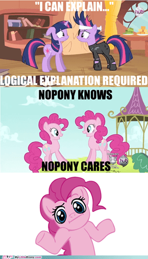 Well Played, Pinkie