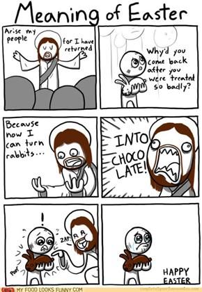 No Jesus, No!