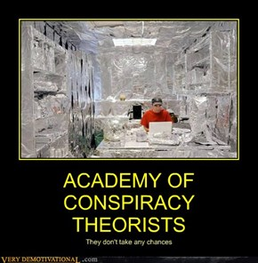ACADEMY OF CONSPIRACY THEORISTS
