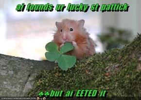 St Patricks' Nom