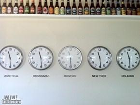 Timezone WIN