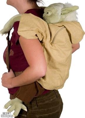 WIN!: Yoda Bag WIN
