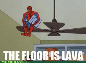 MEME MADNESS: Because You Set it on Fire, Spidey