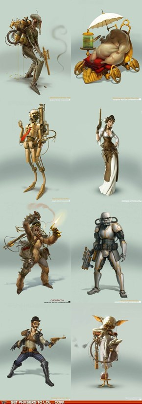 Steampunk Star Wars