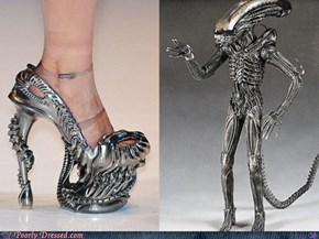 The Finest In Alien Fashion