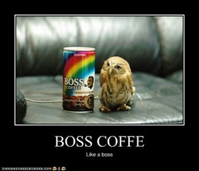BOSS COFFE