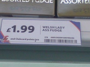 Assorted Goods FAIL