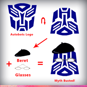 Autobots! Time to Bust Some Myths!