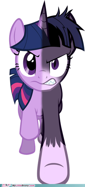 Werepony: Twilight Sparkle