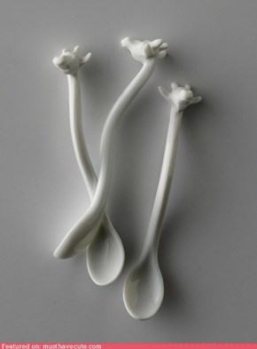 Long-Necked Spoons