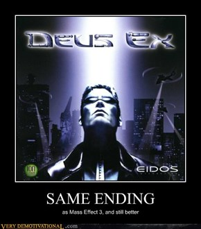 SAME ENDING