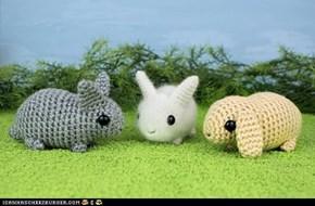 Three Little Buns