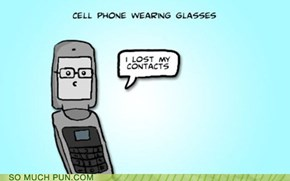 SMP CLASSIC: Well At Least Your Bifocals Are the Right Prescription