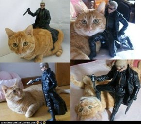 Resident Evil: Now With More Cats!
