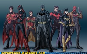 The New Bat Family