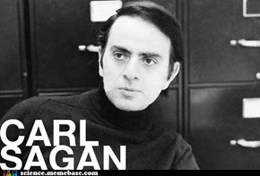 Wait, Carl Sagan was in The Artist?