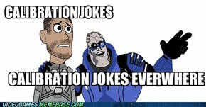 And you tough Biotic God Volus was funny?
