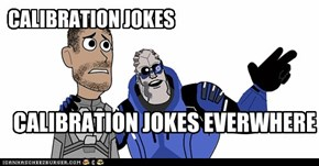 And you though Biotic Volus was funny?