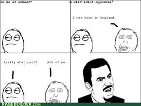 Dumbasses...