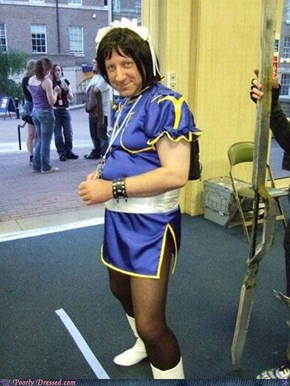 Chun-Li - The Later Years