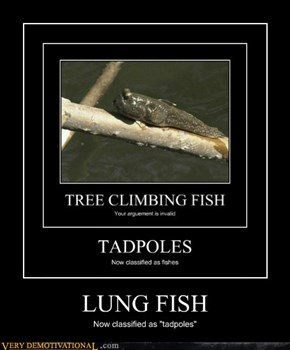 LUNG FISH