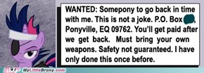 Safety Not Guaranteed in Equestria