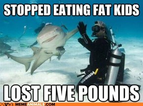 Animal Memes: Success Shark - Not Misunderstood Anymore Either