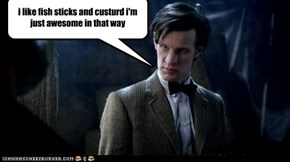 y dr.who is awesome