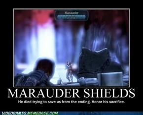 I Died as Marauder Health